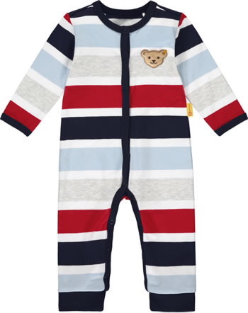 Steiff Romper BEAR TO SCHOOL steiff navy 2021331-3032