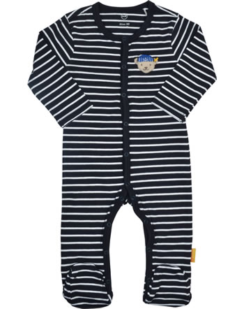 Steiff Romper FISH AND SHIP Baby Boys steiff navy 2112326-3032