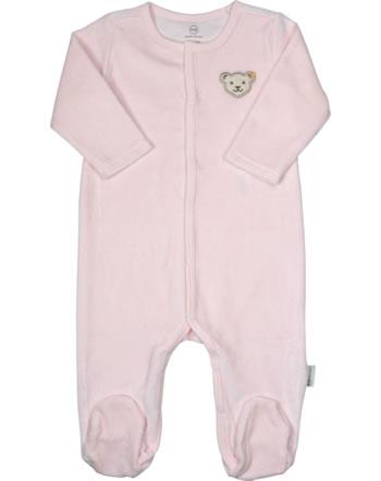 Steiff Strampler Langarm Nicki WELLNESS GOTS barely pink 1922405-2560