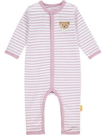 Steiff Strampler Langarm SWEET HEART Baby Girls pink nectar 2121423-3035