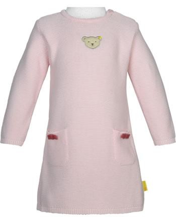 Steiff Strick-Kleid Langarm FAIRYTALE barely pink 2023403-2560