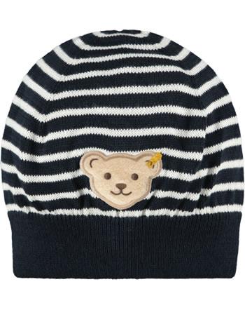 Steiff Knitted hat AIRPLANE Mini Boys steiff navy 2122124-3032