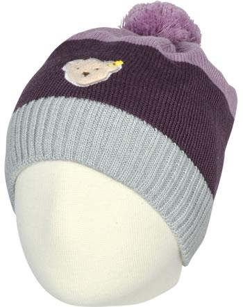 Steiff Bonnet NATURAL BERRY lavender mist 1921230-7020