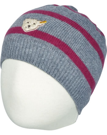 Steiff Hat WOODLAND stripe 6723710-0001