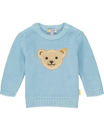 Steiff Pullover BEAR BLUES winter sky 2011216-3023