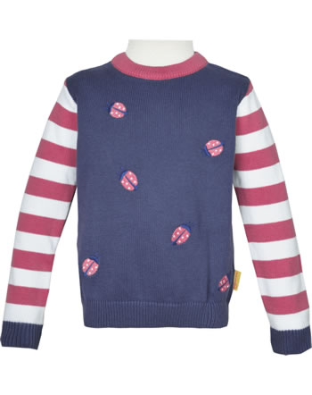 Steiff Strick-Pullover BUGS LIFE Mini Girls rapture rose 2111201-3028