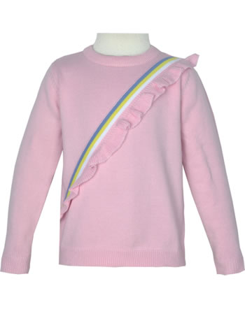 Steiff Strick-Pullover HELLO SUMMER Mini Girls pink lady 2113211-3033