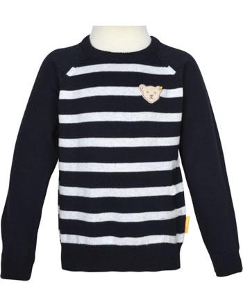 Steiff Strick-Pullover LETS PLAY Mini Boys steiff navy 2121128-3032