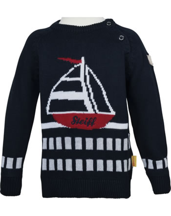 Steiff Strick-Pullover SEA BEAR steiff navy 2012428-3032