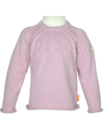 Steiff Strick-Pullover SWEET HEART Mini Girls pink nectar 2121227-3035