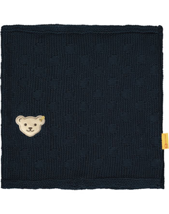 Steiff Scarf / Loop BEAR TO SCHOOL steiff navy 2021231-3032