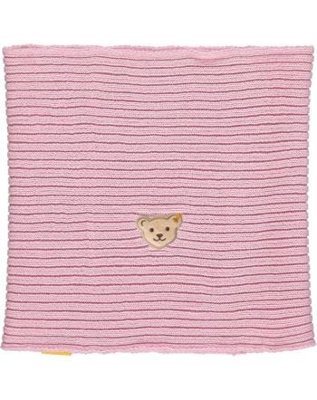 Steiff Strick-Schal / Loop SWEET HEART Mini Girls pink nectar 2121231-3035