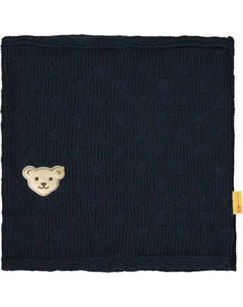 Steiff Strick-Schal / Loop SWEET HEART Mini Girls steiff navy 2121231-3032
