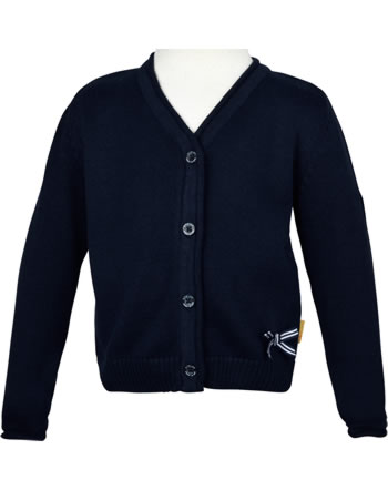 Steiff Strickjacke AHOI MINI! steiff navy 2012527-3032
