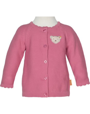 Steiff Strickjacke BUGS LIFE Baby Girls rapture rose 2111407-3028