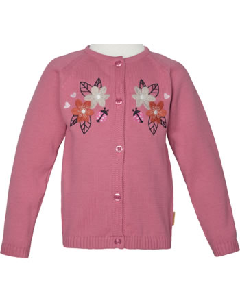 Steiff Strickjacke BUGS LIFE Mini Girls rapture rose 2111205-3028