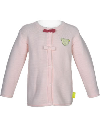 Steiff Cardigan FAIRYTALE Baby Girls barely pink 2023411-2560-01