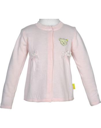 Steiff Strickjacke FAIRYTALE Mini Girls barely pink 2023226-2560-01