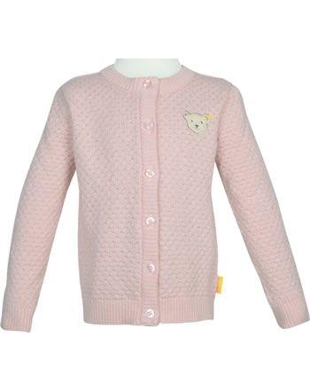 Steiff Strickjacke SPECIAL DAY powder pink 2014415-7010