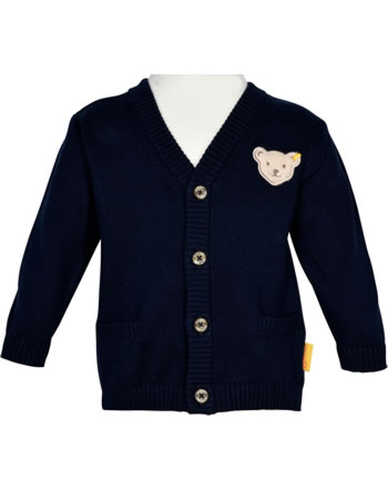 Steiff Strickjacke SPECIAL DAY steiff navy 2014116-3032
