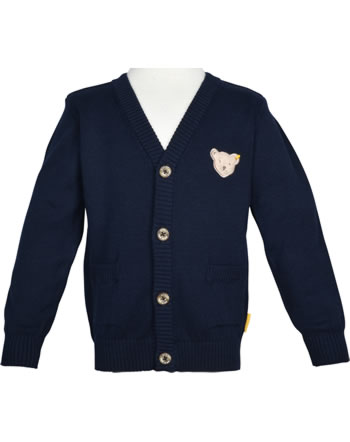 Steiff Strickjacke SPECIAL DAY steiff navy 2014310-3032