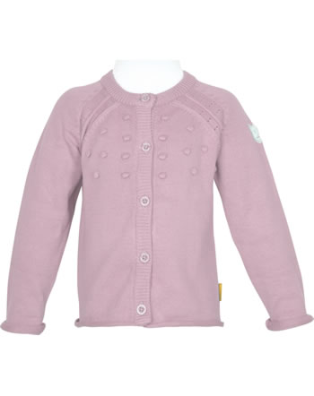 Steiff Strickjacke SWEET HEART Mini Girls pink nectar 2121201-3035