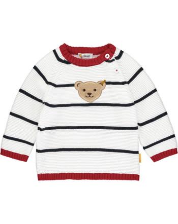 Steiff Knit sweater AHOI BABY steiff navy 2012225-3032