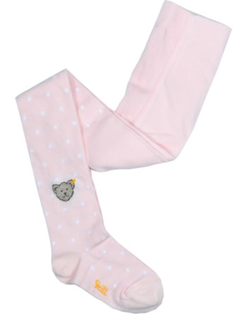 Steiff Pair of tights with Teddy-head barely pink 2011902-2560