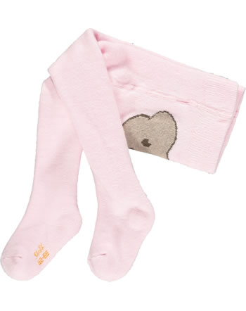 Steiff Strumpfhose Frottee barely pink 2121607-2560