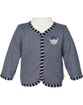 Steiff Sweat-Jacke FISH AND SHIP Baby Boys steiff navy 2112341-3032