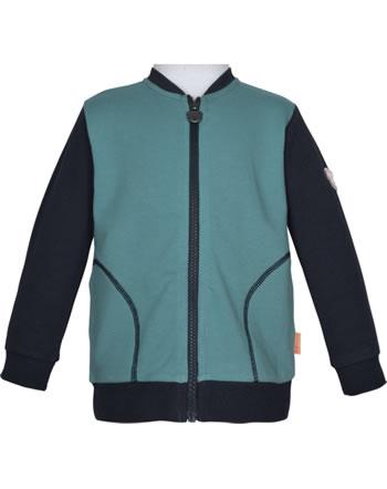 Steiff Sweat-Jacke FOREST FRIENDS Mini Boys adriatic blue 2023108-6045