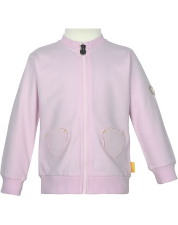 Steiff Sweat-Jacke HELLO SUMMER Mini Girls pink lady 2113216-3033