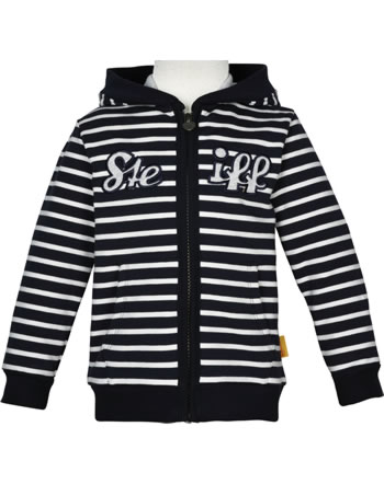 Steiff Sweat-Jacke INDI BEAR Mini Boys steiff navy 2022112-3032