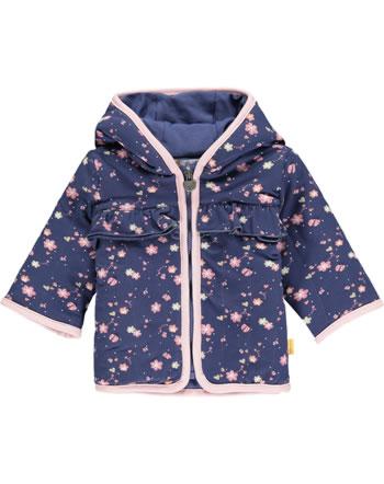 Steiff Sweat jacket with hood BUGS LIFE Baby Girls deep cobalt 2111404-6062