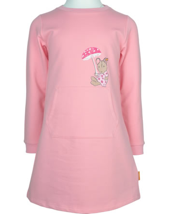 Steiff Sweat-Kleid Langarm BEST FRIENDS Mini Girls peony 2123210-3040