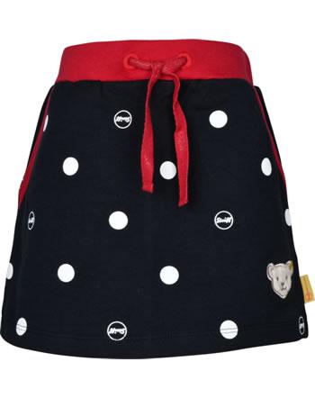 Steiff Sweat-Skirt BEAR TO SCHOOL steiff navy 2021222-3032