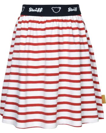 Steiff Sweat-Skirt MARINE AIR Mini Girls true red 2112215-4015