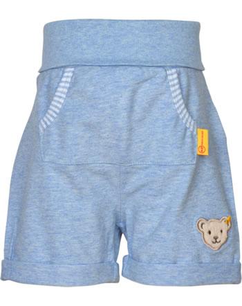 Steiff Sweat-Shorts HELLO SUMMER Baby Boys kentucky blue 2113314-6020