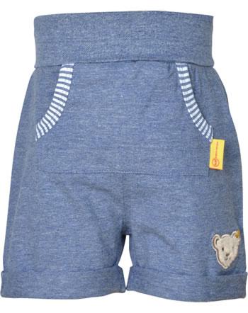 Steiff Sweat-Shorts HELLO SUMMER Baby Boys steiff navy 2113314-3032