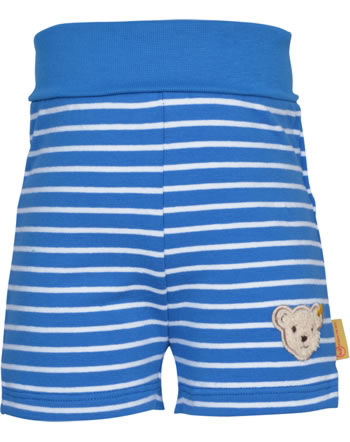 Steiff Sweat Shorts SAFARI BEAR STRIPES skydiver 2013126-6040