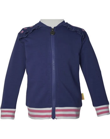 Steiff Sweatjacke BUGS LIFE Mini Girls deep cobalt 2111211-6062