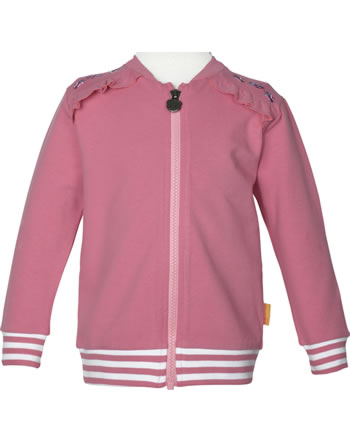 Steiff Sweatjacke BUGS LIFE Mini Girls rapture rose 2111211-3028