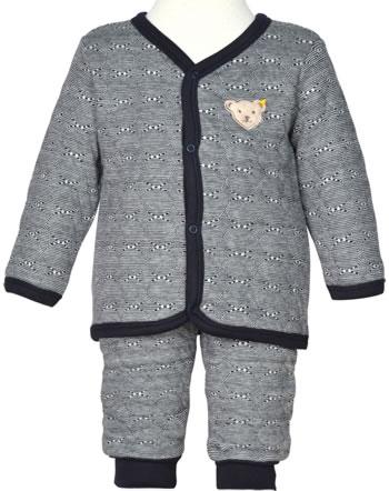 Steiff Sweatjacke + Jogginghose LETS PLAY Baby Boys steiff navy 2121319-3032