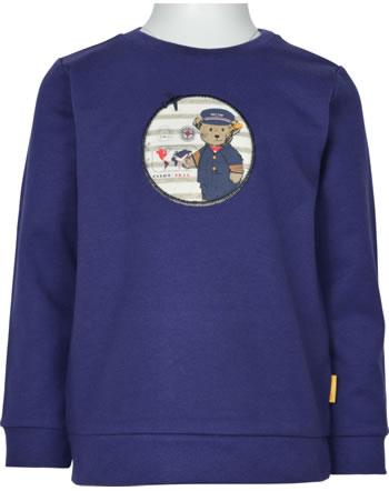 Steiff Sweatshirt AIRPLANE Mini Boys blue ribbon 2122105-6067