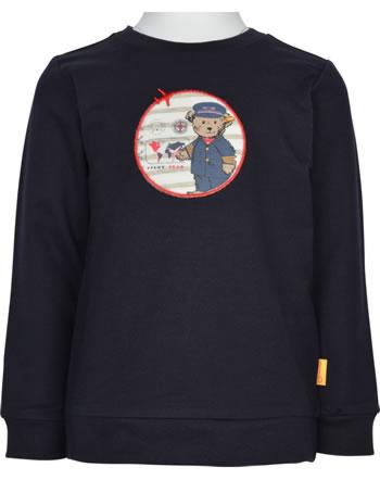 Steiff Sweatshirt AIRPLANE Mini Boys steiff navy 2122105-3032