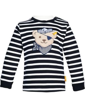 Steiff Sweazshirt BEAR CREW stripes steiff navy 2012132-3032