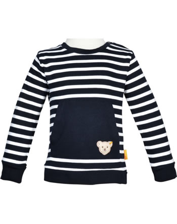 Steiff Sweatshirt BEAR CREW stripes steiff navy 2012133-3032