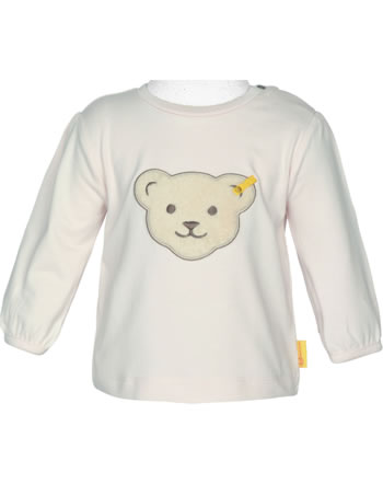Steiff Sweatshirt BEAR IN MY HEART barely pink 2011112-2560