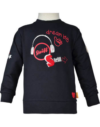 Steiff Sweatshirt BEAR TO SCHOOL steiff navy 2021105-3032