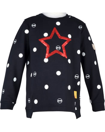 Steiff Sweatshirt BEAR TO SCHOOL steiff navy 2021205-3032